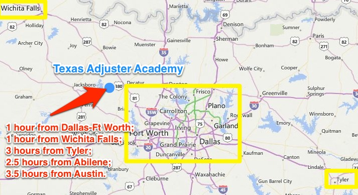 North Texas Adjuster License Training - Texas Adjuster ...